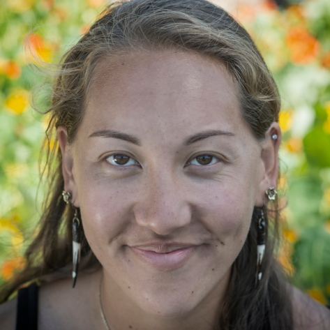 Emily Finkel ANV@Tassafaronga Production Manager Photo By 2812 Photography
