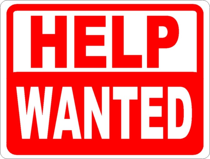 Help Wanted! Social Media & Outreach Intern